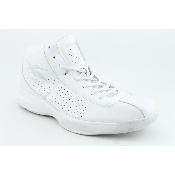Reebok Men's 'Tre ball' Leather Athletic Shoe