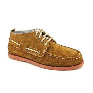Sperry Top Sider Men's 'A/O ' Regular Suede Boots (Size 7.5)