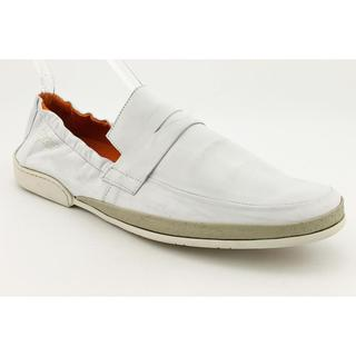 Eject Men's 'Slip On Loafer' Leather Casual Shoes (Size 12)
