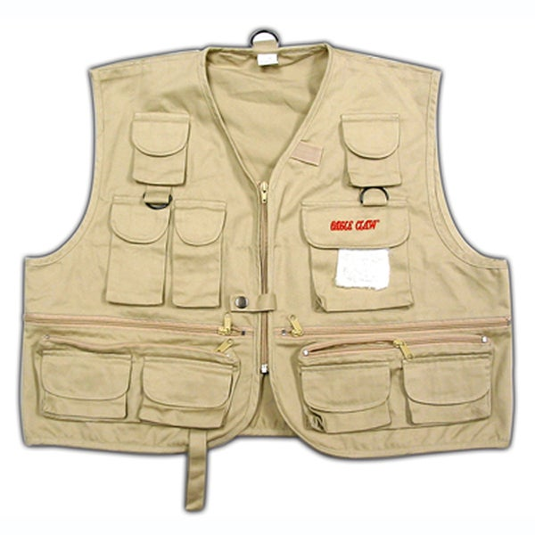 Eagle Claw Adult XXL Fishing Vest