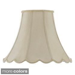 Round Silk Black Lamp Shade 13696483 Overstock Com