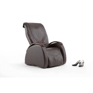Body Balance Espresso Reclining Massage Chair