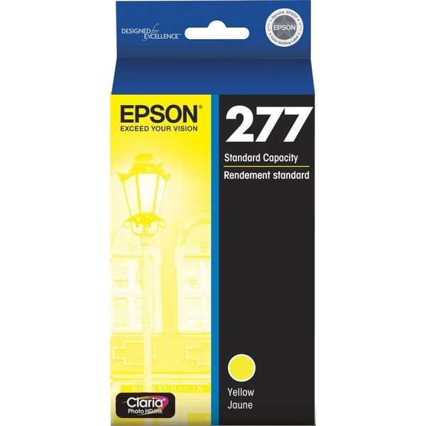 Epson Claria 277 Ink Cartridge - Yellow