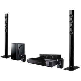 Samsung HT-E6730W 7.1 3D Home Theater System - 1330 W RMS - Blu-ray D