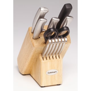 Cuisinart 13-Piece Savor The Good Life Stainless Steel Cutlery Set
