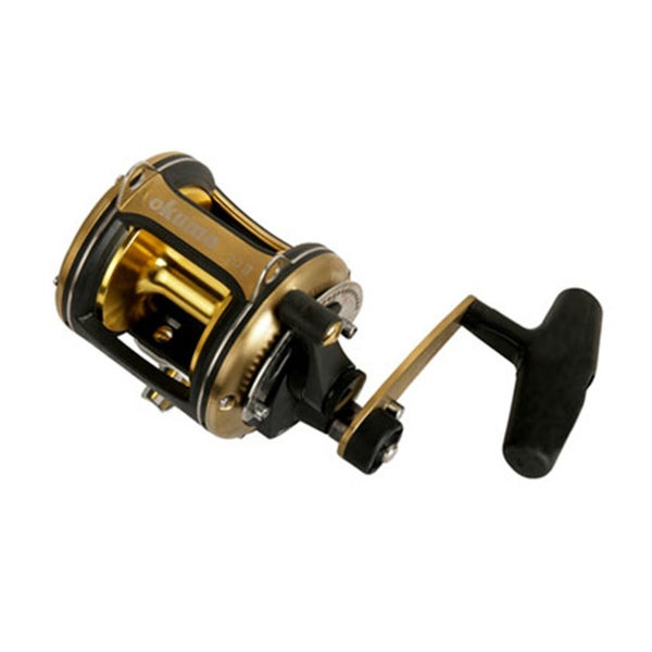 Okuma Fishing Tackle Solterra SLR-20II 2-Speed Reel