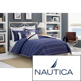 Nautica Winston Cotton Duvet Cover (Shams Sold Separately)