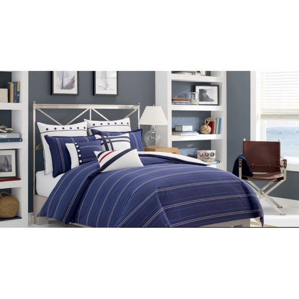 Nautica Winston Cotton Duvet Cover