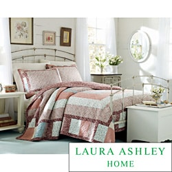 Laura Ashley Kennington Cotton Quilt