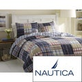 Nautica Chatham Cotton Reversible Quilt (Shams sold Separately)