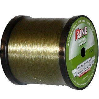 P-Line CXX 3000-Yard Green Monofilament Fishing Line