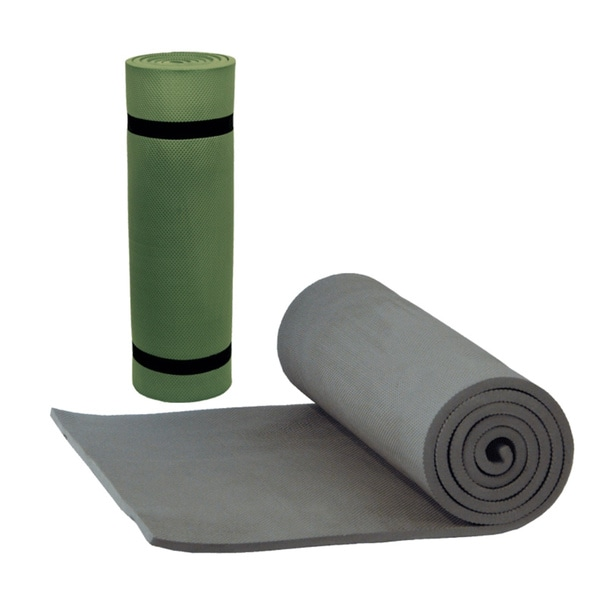 Alps Mountaineering Green Foam Mat