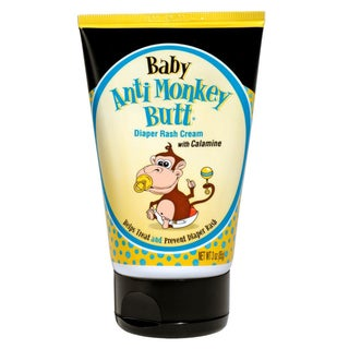 Anti Monkey Butt 3-ounce Diaper Rash Cream