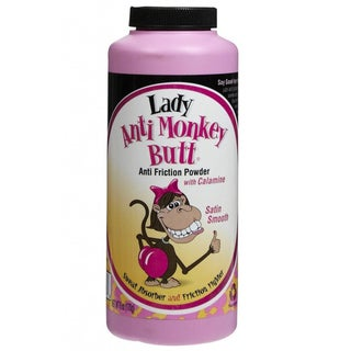 Anti Monkey Butt 6-ounce Lady Anti Friction Powder