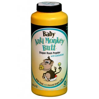 Anti Monkey Butt 6-ounce Diaper Rash Powder