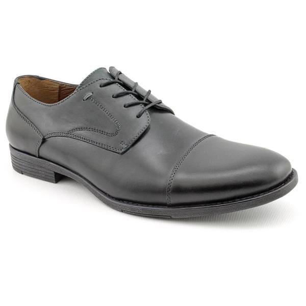 Robert Wayne Men's 'Cambridge' Leather Dress Shoes