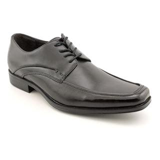Robert Wayne Men's 'Dhom' Leather Dress Shoes - Wide