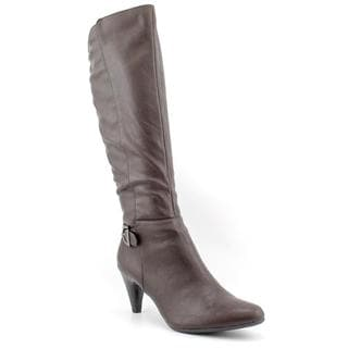Alfani Women's 'Jeanna' Brown Leatherette Boots