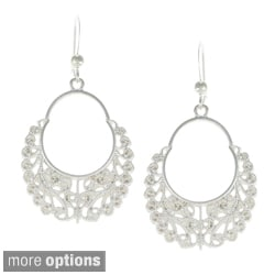 Alexa Starr Filigree Drop Earrings
