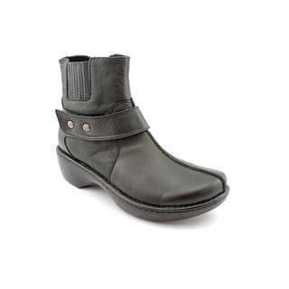 Array Women's 'Mini' Leather Boots (Size 9)