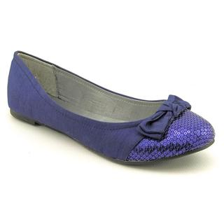 CL By Laundry Women's 'Gwynne' Fabric Casual Shoes (Size 8.5)