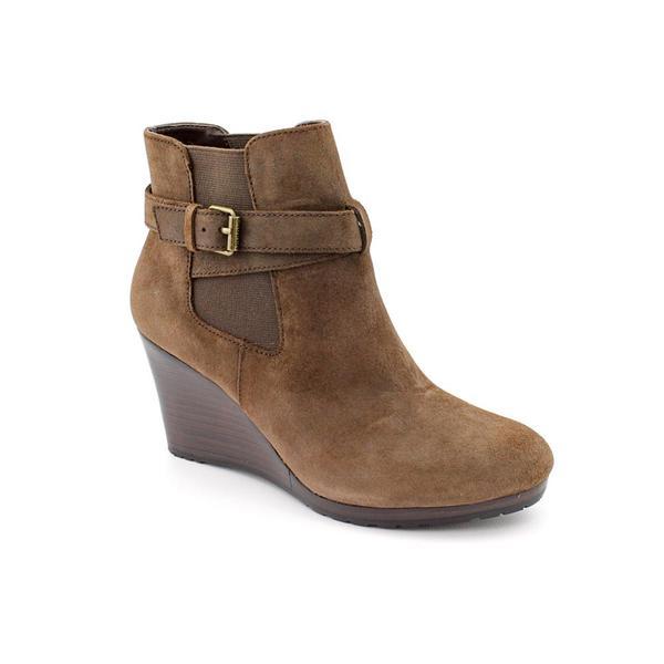 Lauren Ralph Lauren Women's 'Yasline' Regular Suede Boots