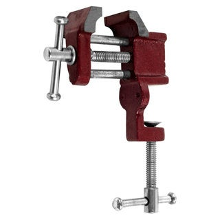 Stalwart Portable Clamp Base Bench Vice