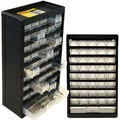 Trademark Tools 41-compartment Durable Plastic Hardware Storage