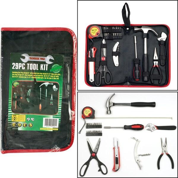 Stalwart Handyman 29-piece Tool Kit