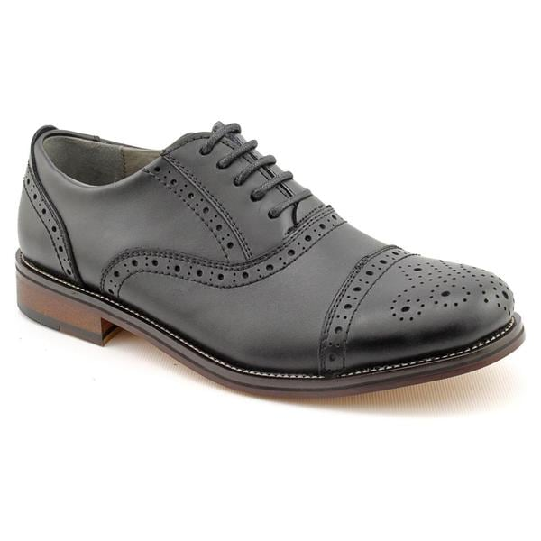 Steve Madden Men's 'Eddee' Leather Dress Shoes
