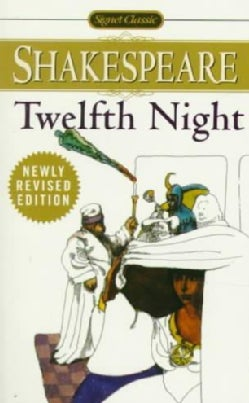Twelfth Night, Or, What You Will (Paperback)