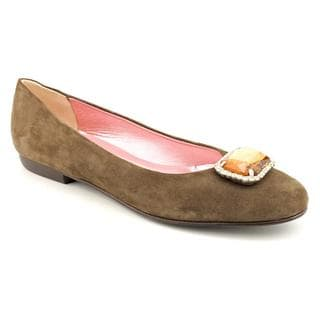Amalfi By Rangoni Women's 'Cala' Regular Suede Casual Shoes - Narrow