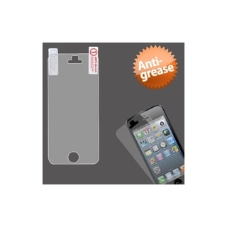 MYBAT Clear Anti-grease LCD Screen Protector for Apple� iPhone 5