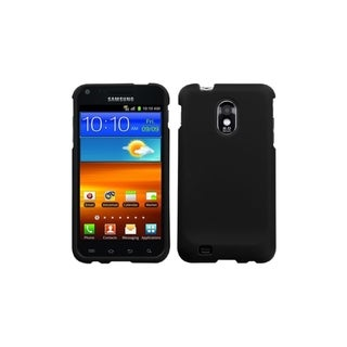 MYBAT Black Rubberized Case for Samsung Epic 4G Touch/ Galaxy S II