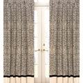 Animal Safari 84-inch Curtain Panel Pair