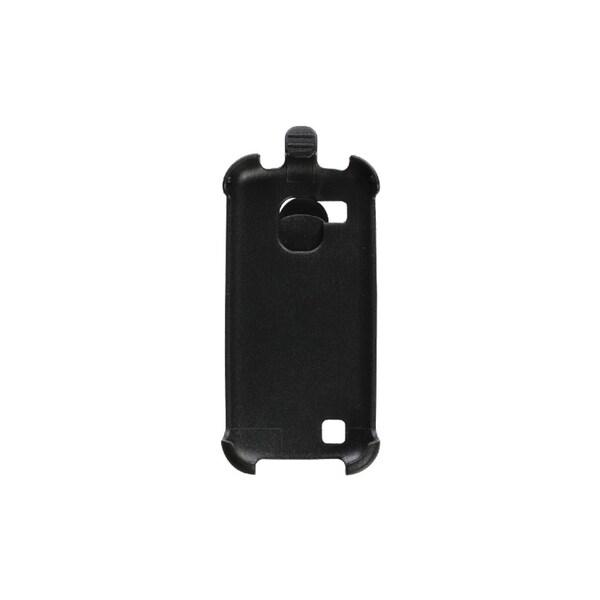 INSTEN Black Holster for Samsung i400 Continuum