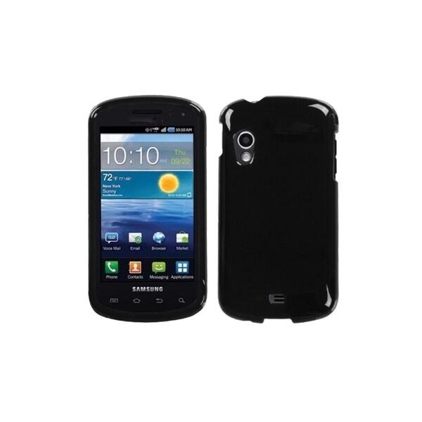 INSTEN Black Phone Case Cover for Samsung I405 Stratosphere