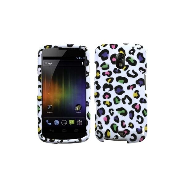 MYBAT Colorful Leopard Case for Samsung i515 Galaxy Nexus