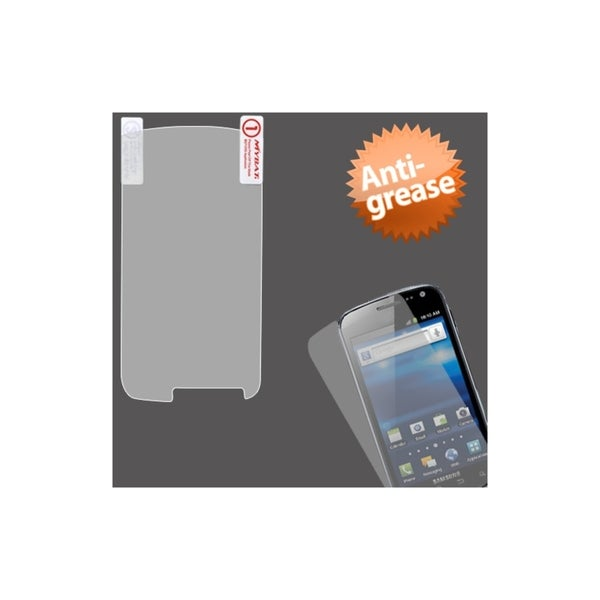 INSTEN Anti-grease LCD Screen Protector Clear for Samsung i577