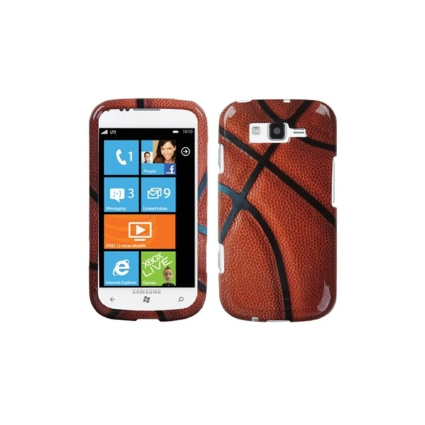 INSTEN Basketball-Sports Collection Phone Phone Case Cover for Samsung i667