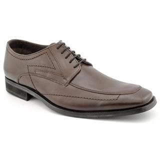 Steve Madden Men's 'Praggue' Leather Dress Shoes (Size 10)