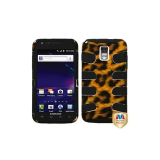 MYBAT Black Leopard Case For Samsung Galaxy S II Skyrocket i727