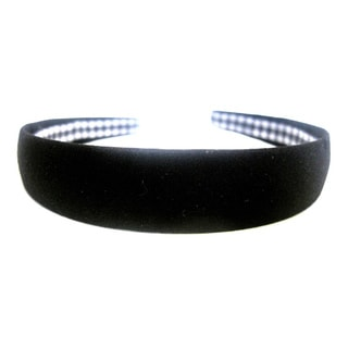 Crawford Corner Shop 3/4-Inch Black Headband