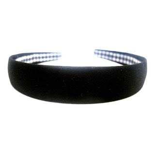 Crawford Corner Shop 3/4-Inch Black Headband