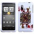 MYBAT Queen of Hearts Case Cover for HTC Hero 4G/ Kingdom
