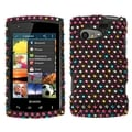MYBAT Sprinkle Dots Diamante Phone Protector Case for KYOCERA C5155