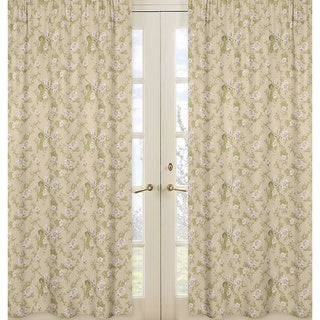 Annabel 84-inch Curtain Panel Pair