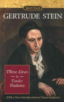 Three Lives & Tender Buttons (Paperback)