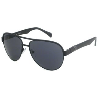 Guess Men's GU6705 Aviator Sunglasses