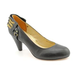Be & D Women's 'Stanley' Leather Dress Shoes